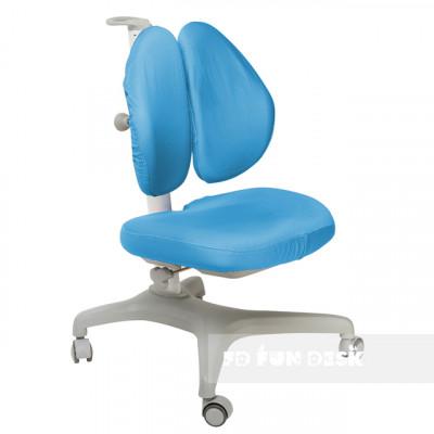 Чехол для кресла FunDesk Bello II (Цвет товара:Голубой)