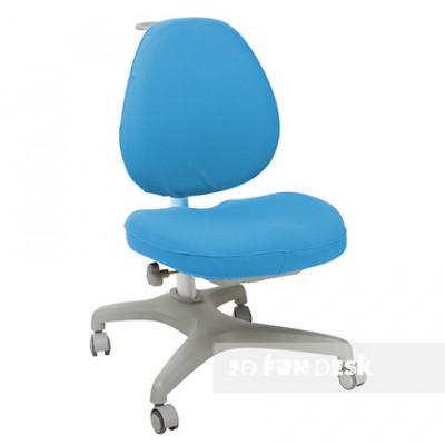 Чехол для кресла FunDesk Bello I (Цвет товара:Голубой)