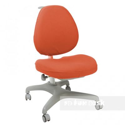 Чехол для кресла FunDesk Bello I (Цвет товара:Оранжевый)
