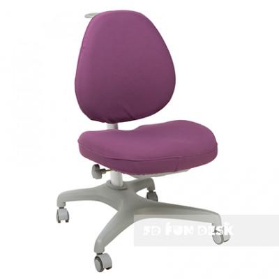Чехол для кресла FunDesk Bello I (Цвет товара:Фиолетовый)