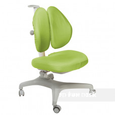 Чехол для кресла FunDesk Bello II (Цвет товара:Салатовый)