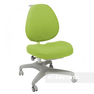 Чехол для кресла FunDesk Bello I (Цвет товара:Салатовый)
