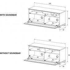 Sonorous SAC2COBLK